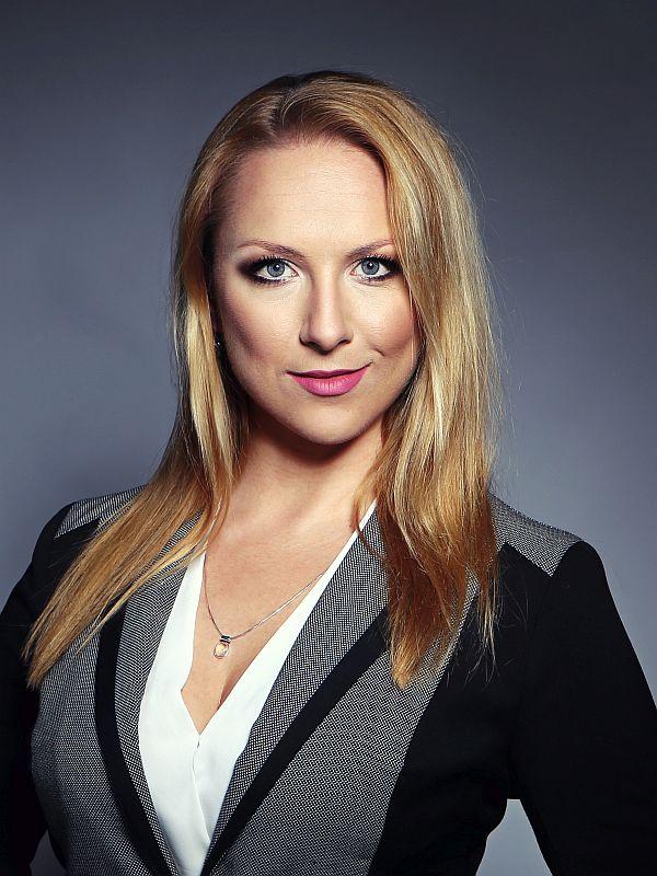 portret biznesowy Olimpia Goździewicz